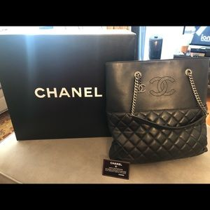 Chanel Large Shopping Bag style Urban Delight